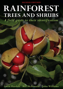 Australian Rainforest Trees and Shrubs